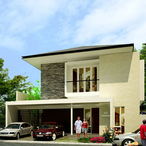 PURI RESIDENCE - CROWN - FRONT