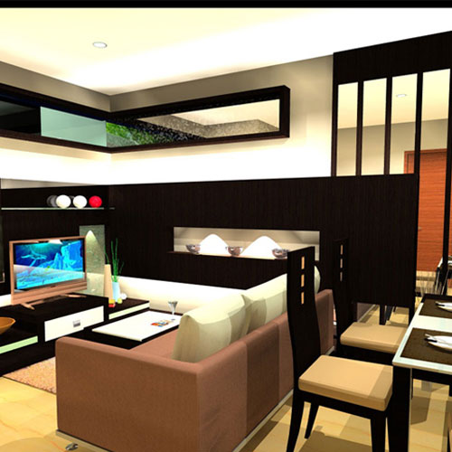 PURI RESIDENCE - DIAMOND - INTERIOR